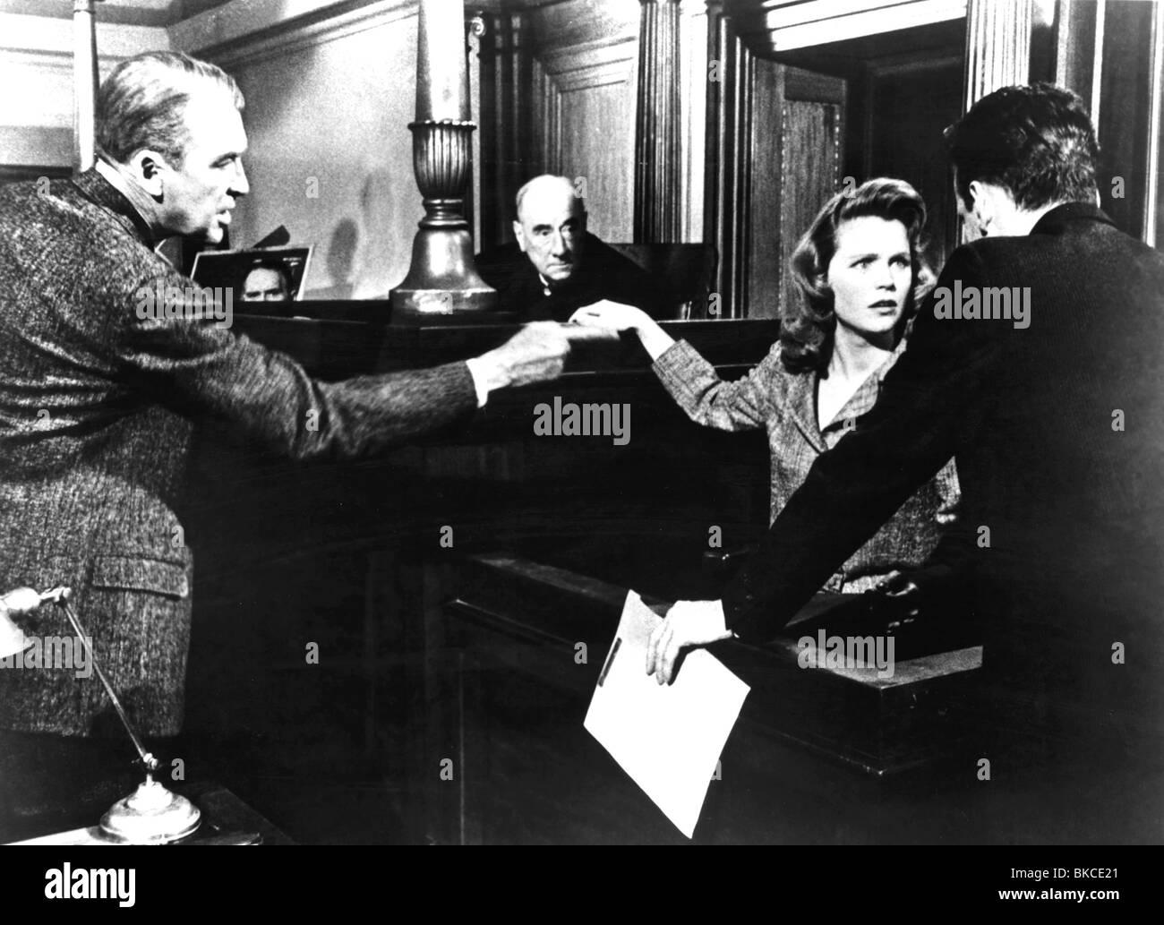 ANATOMY OF A MURDER (1959) JAMES STEWART, LEE REMICK ANMR 004P L ...