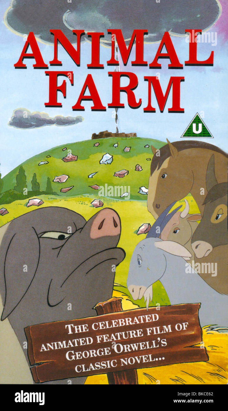 Animal Farm Film High Resolution Stock Photography And Images Alamy