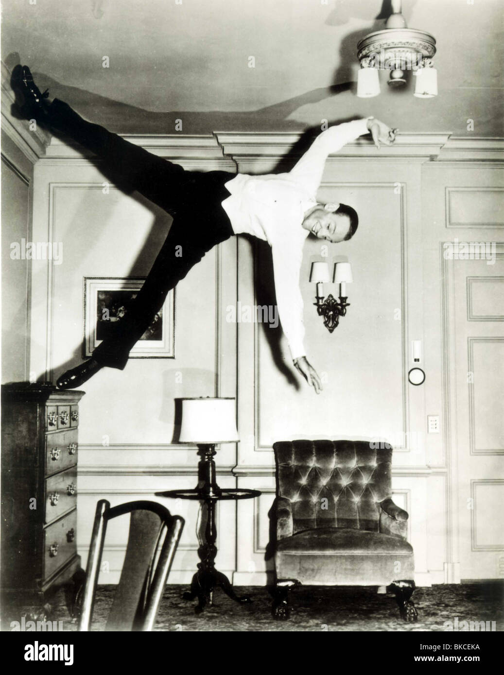 FRED ASTAIRE PORTRAIT - Stock Image