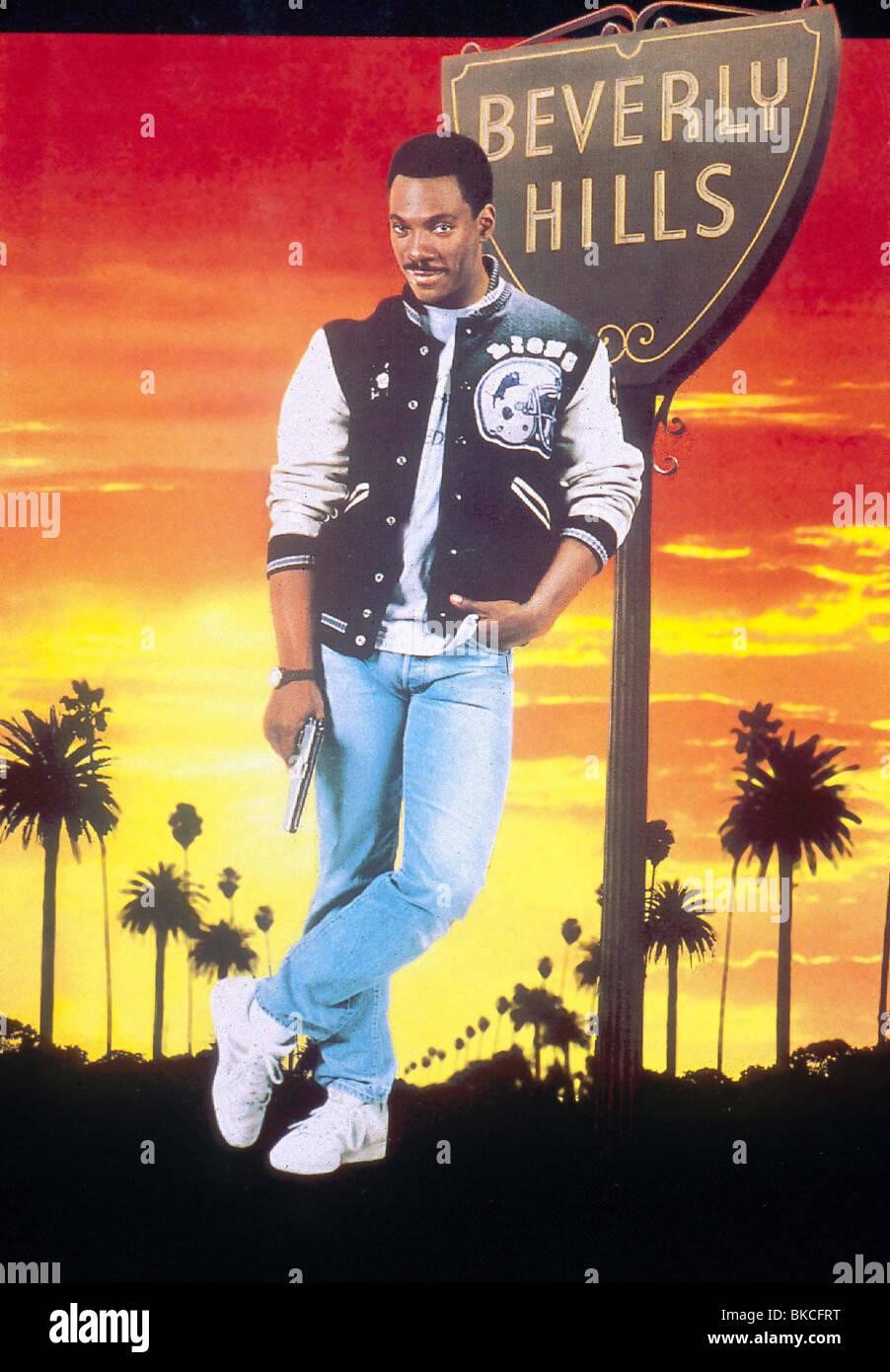 Beverly Hills Cop Ii 1987 Beverly Hills Cop 2 Alt Eddie Murphy Stock Photo Alamy