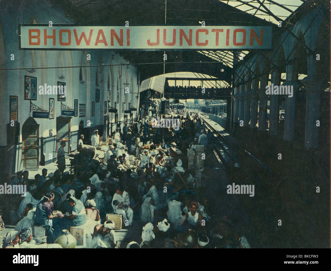 BHOWANI JUNCTION -1956 - Stock Image