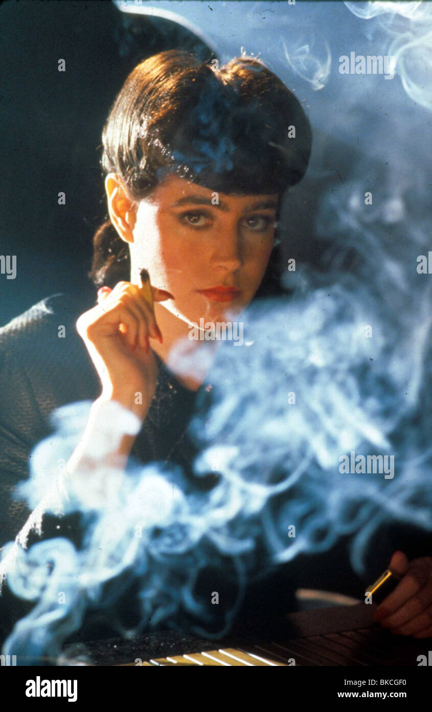 BLADE RUNNER -1982 SEAN YOUNG - Stock Image