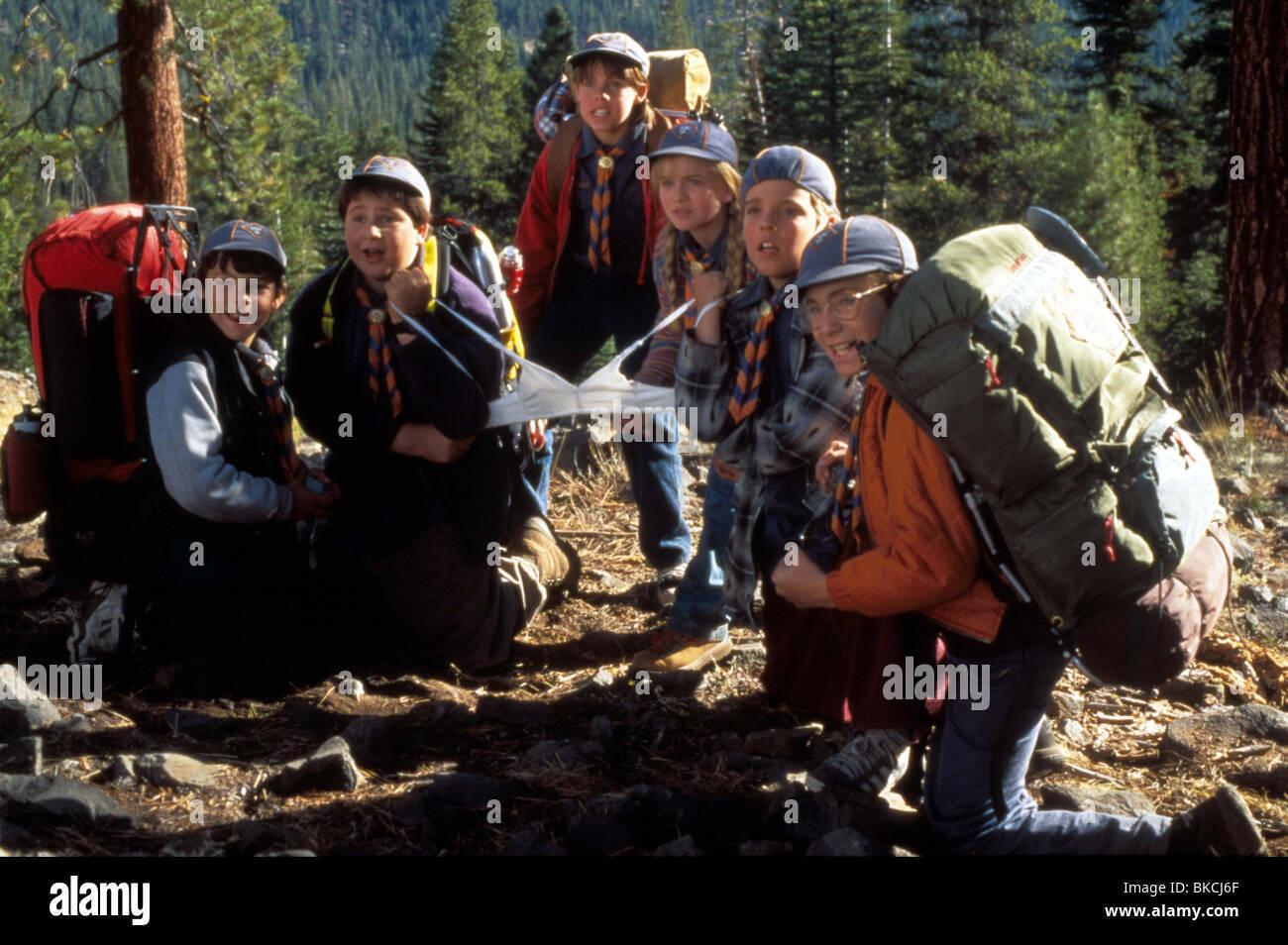 BUSHWACKED -1995 Stock Photo