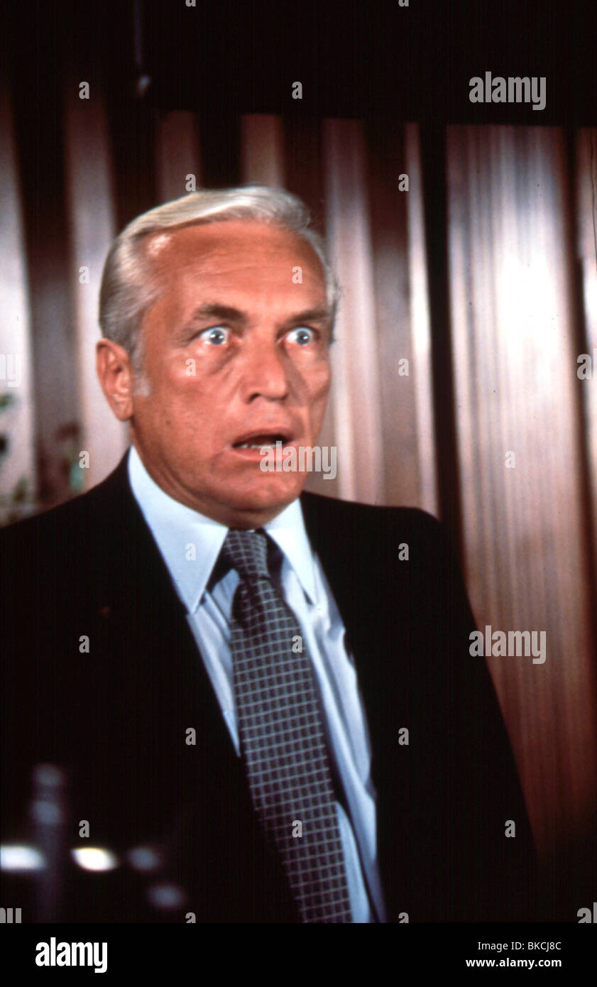 CADDYSHACK -1980 TED KNIGHT - Stock Image