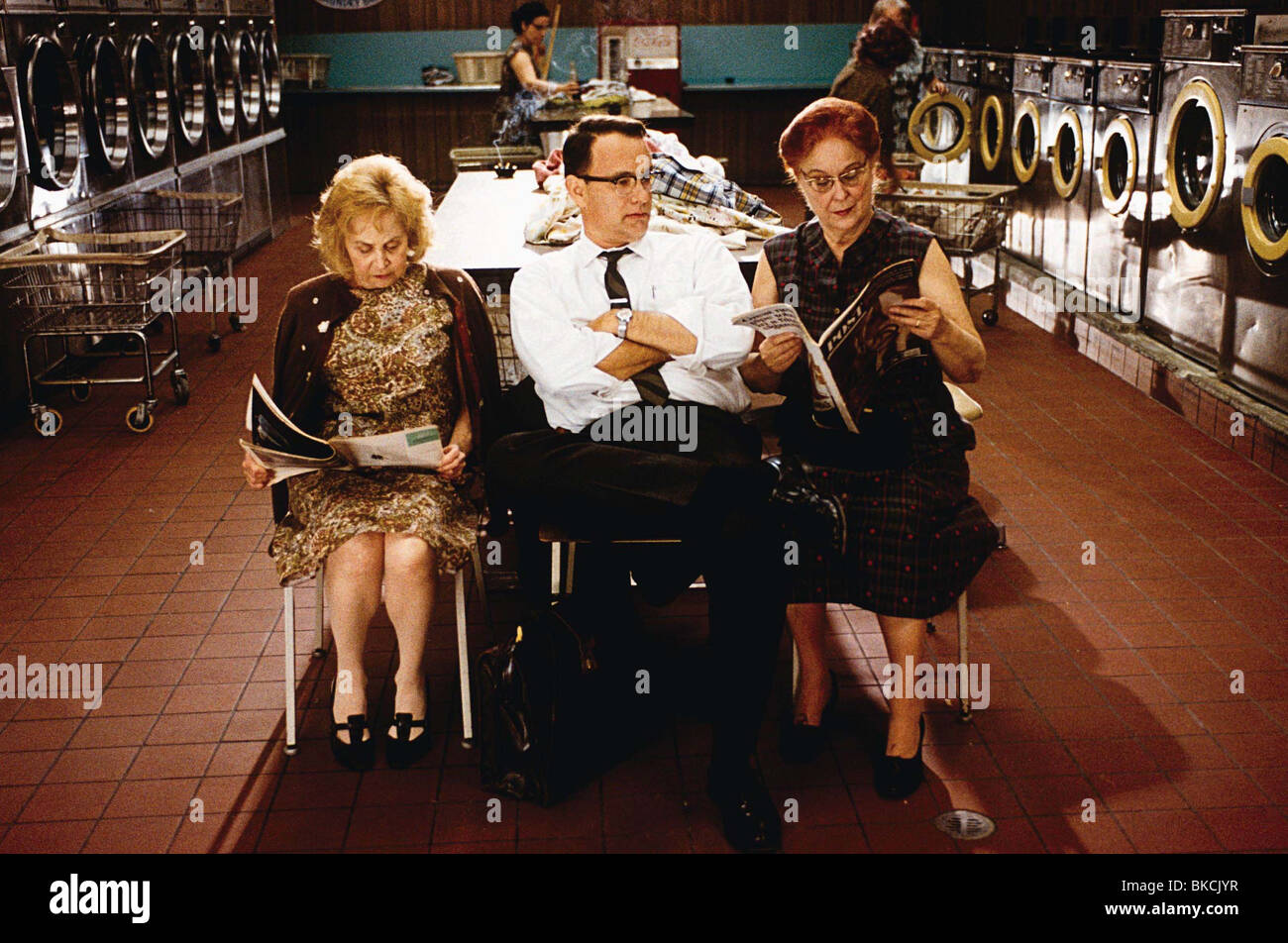 CATCH ME IF YOU CAN (2002) TOM HANKS CIYC 001-37 - Stock Image