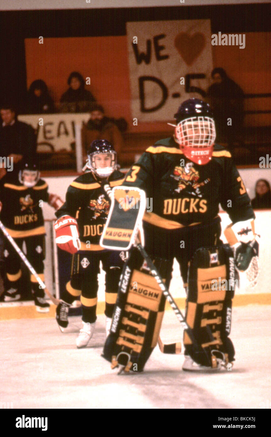 CHAMPIONS (1992) THE MIGHTY DUCKS CHMP 036 - Stock Image