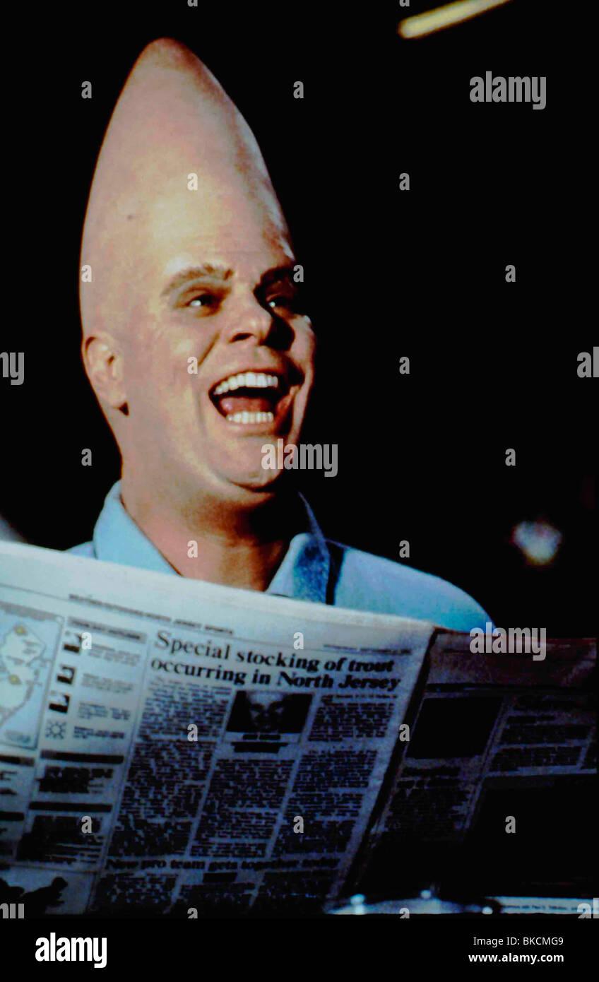 CONEHEADS -1993 DAN AYKROYD - Stock Image