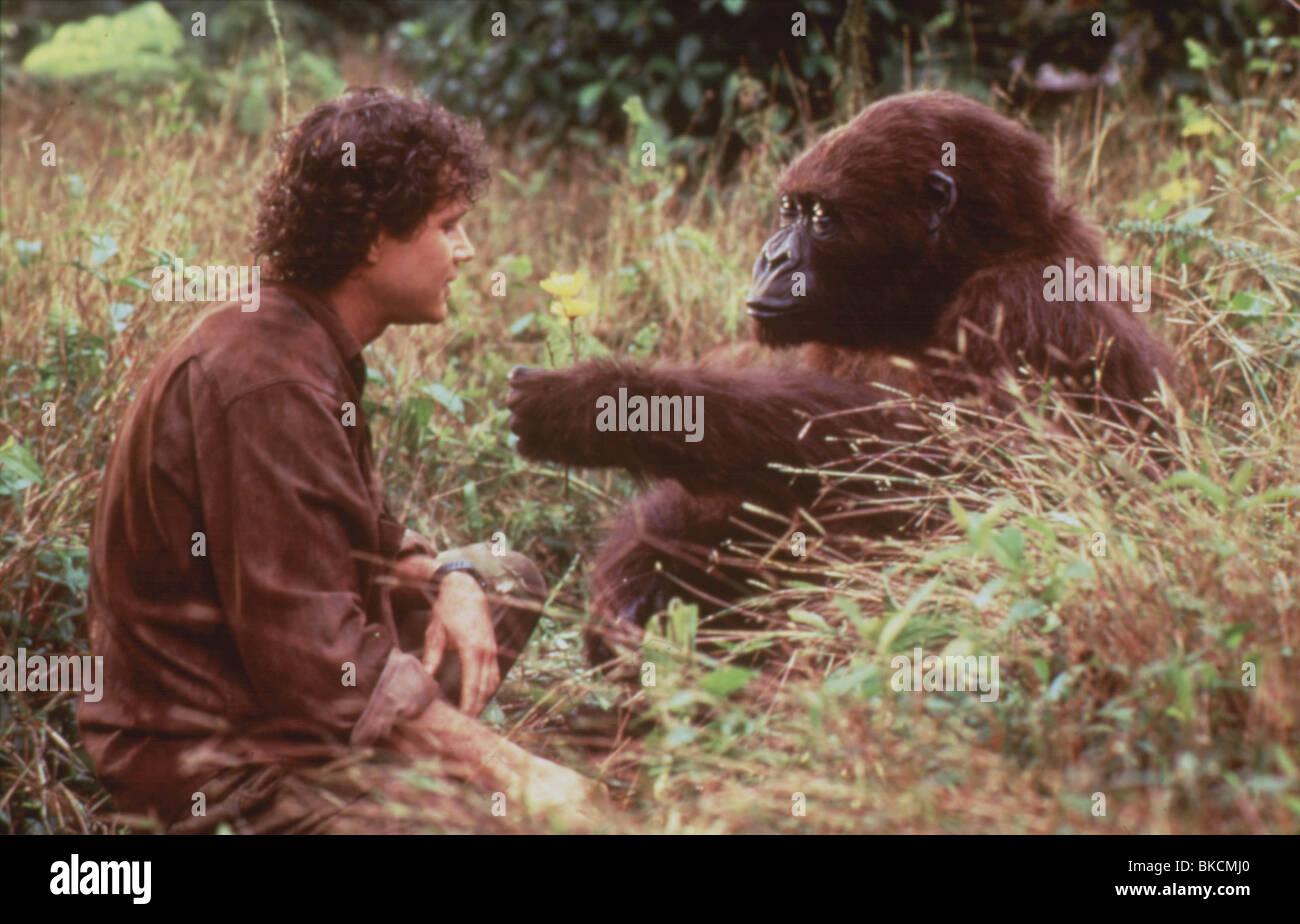 CONGO -1995 DYLAN WALSH - Stock Image
