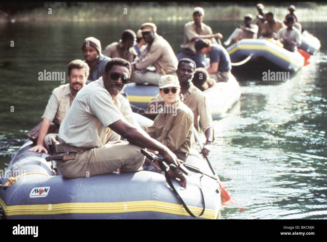 CONGO -1995 - Stock Image