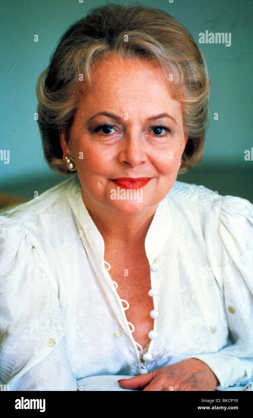 OLIVIA DE HAVILLAND PORTRAIT - Stock Image