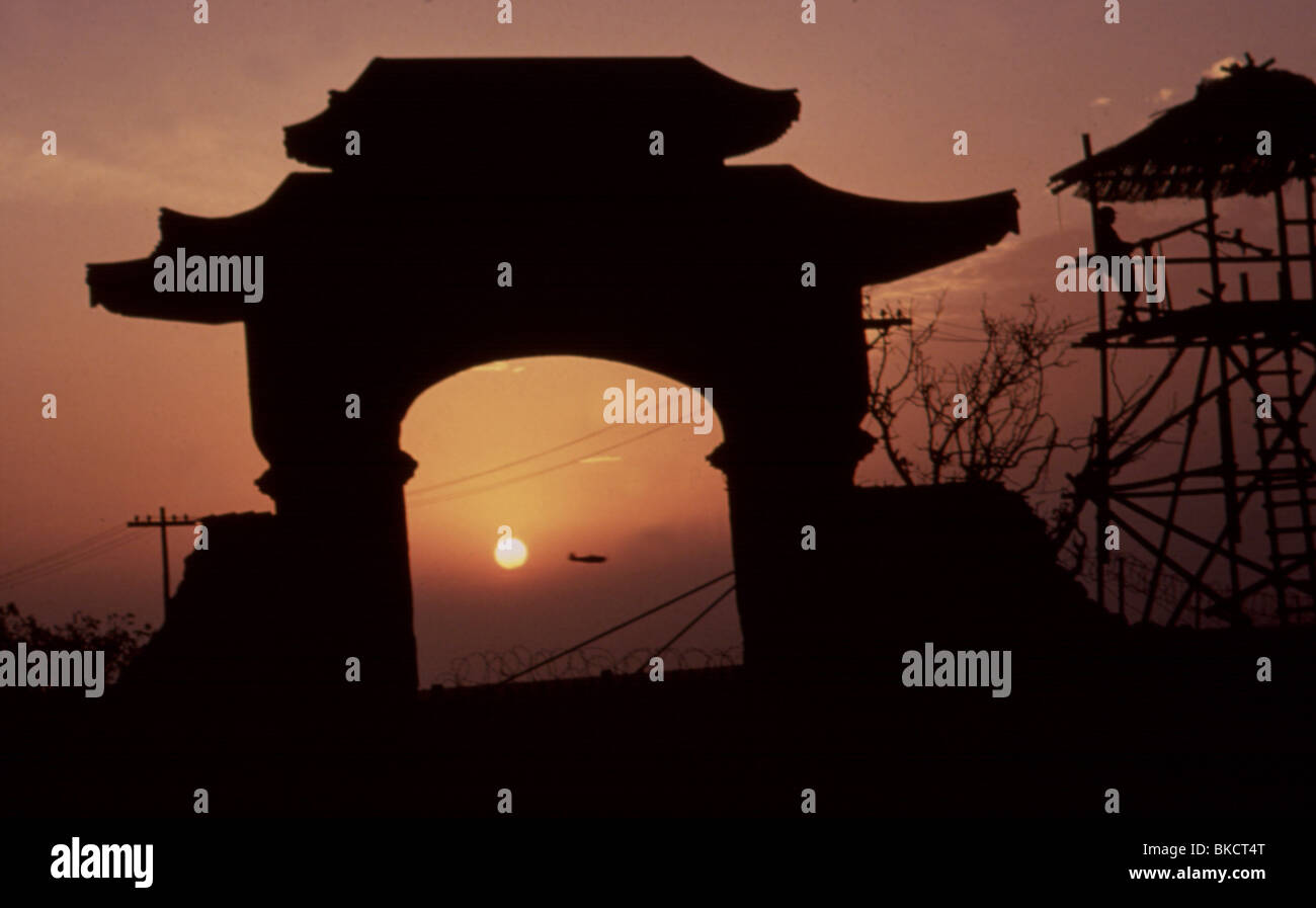 EMPIRE OF THE SUN -1987 - Stock Image