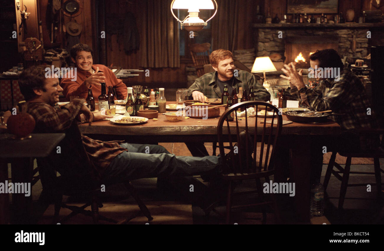 DREAMCATCHER (2003) THOMAS JANE, TIMOTHY OLYPHANT, DAMIAN LEWIS, JASON LEE DRCH 002-C153 - Stock Image