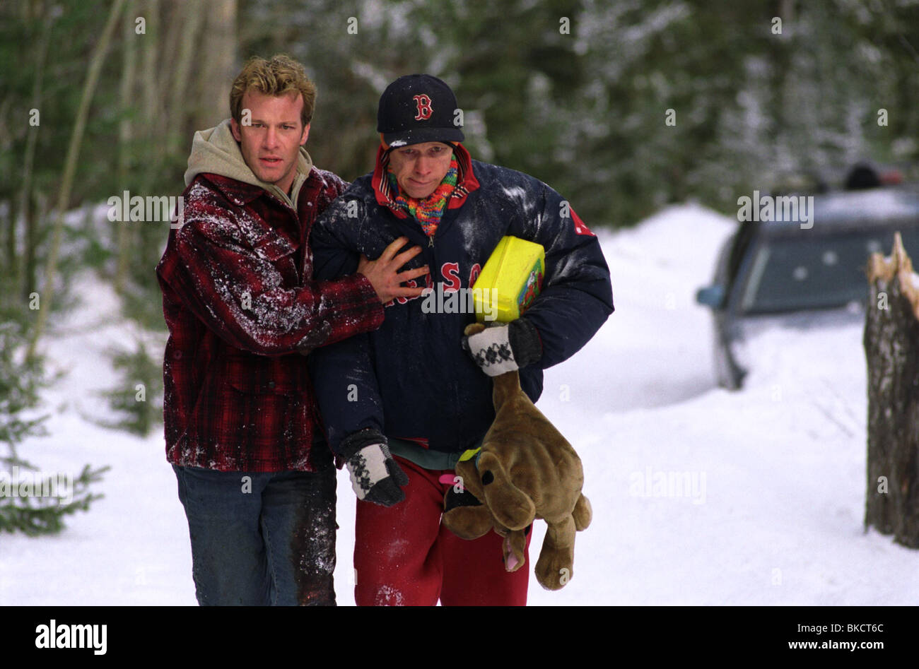 DREAMCATCHER (2003) THOMAS JANE, DONNIE WAHLBERG DRCH 002-C541 - Stock Image
