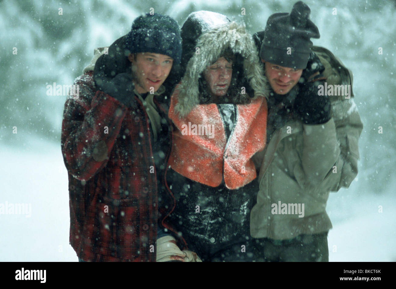 DREAMCATCHER (2003) THOMAS JANE, SUSAN CHAREST, TIMOTHY OLYPHANT DRCH 002-CT86 - Stock Image