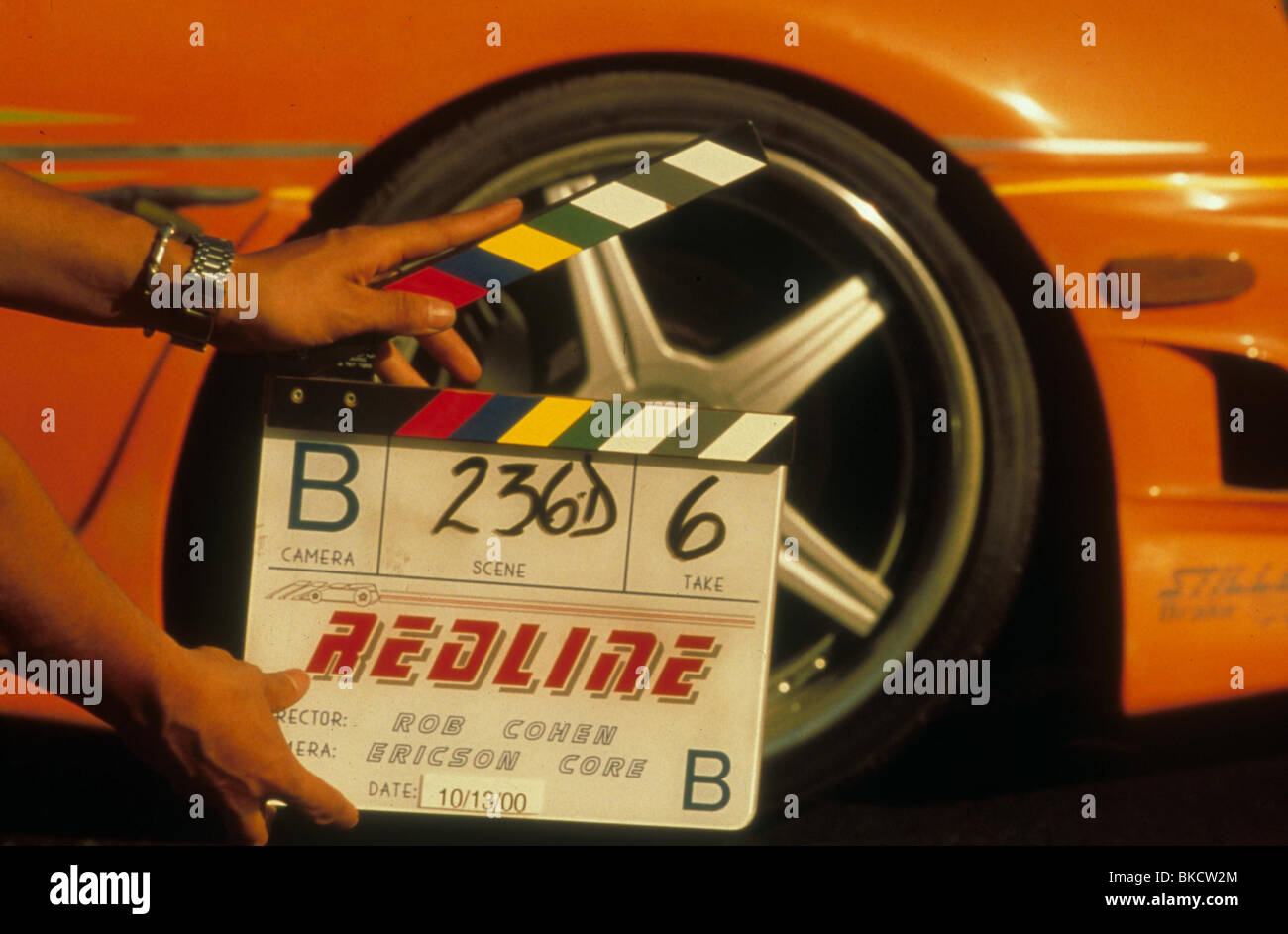 FILMING PRODUCTION (ALT) BEHIND THE SCENES (ALT) LOCATION (ALT) ON SET (ALT) O/S 'THE FAST AND THE FURIOUS' - Stock Image