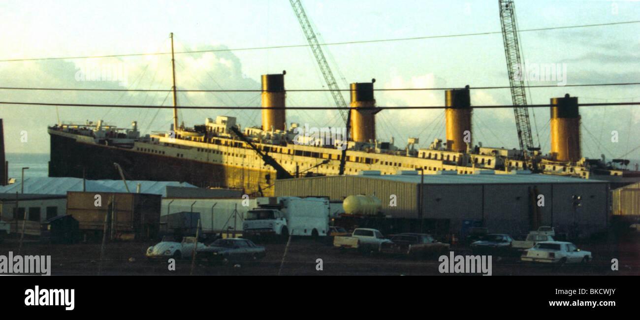 Titanic Movie Set Stock Photos Titanic Movie Set Stock Images Alamy