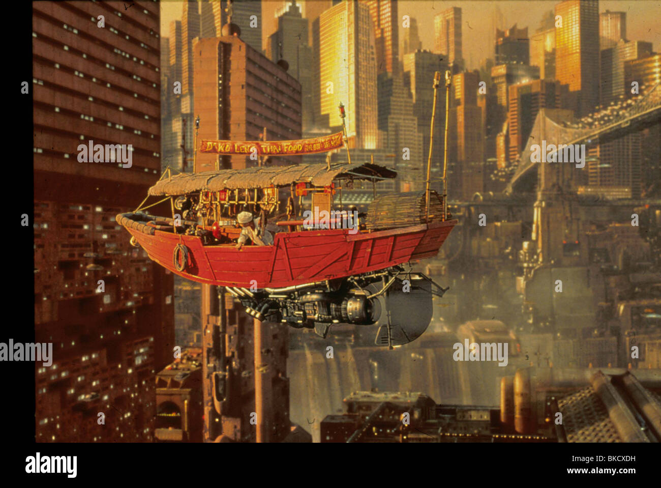 THE FIFTH ELEMENT -1997 - Stock Image