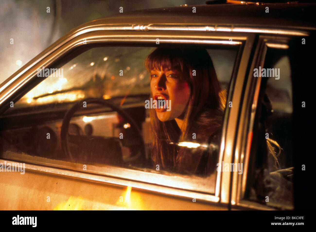 FINAL DESTINATION (2000) AMANDA DETMER FDES 007 - Stock Image
