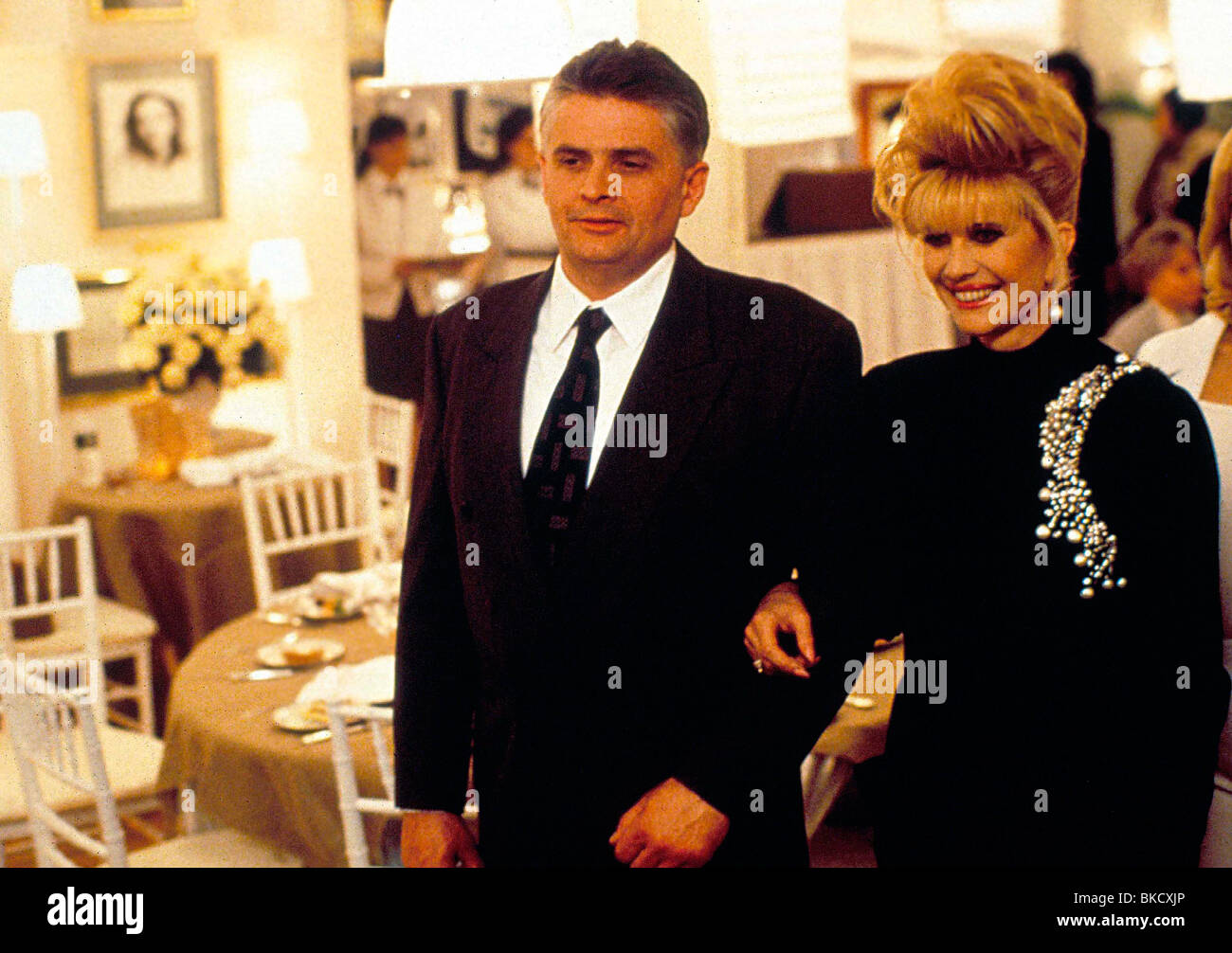 THE FIRST WIVES CLUB (1996) IVANA TRUMP FIWI 001 - Stock Image