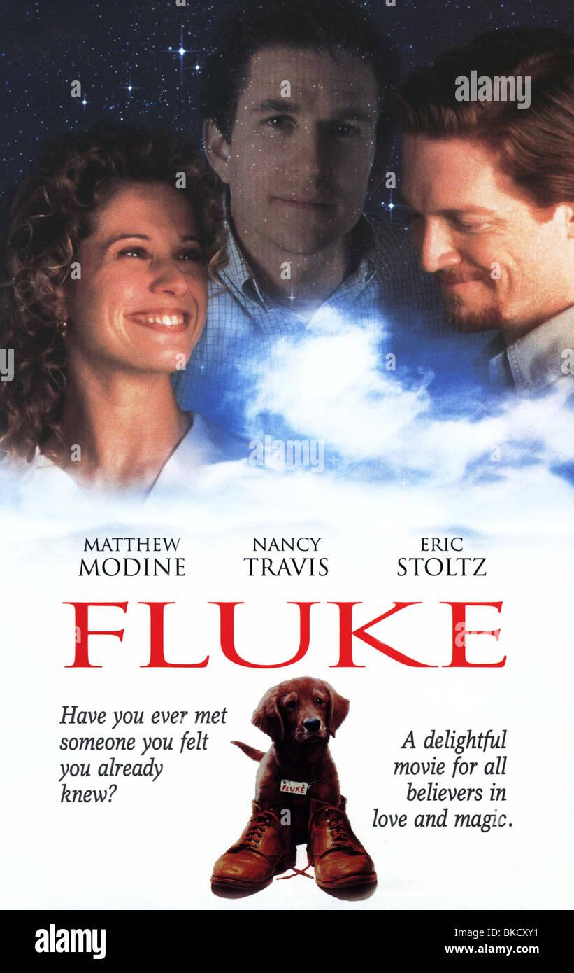 FLUKE -1995 POSTER - Stock Image