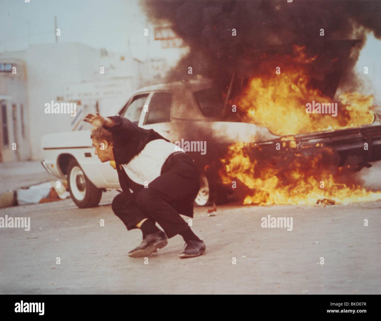 THE GETAWAY (1972) STEVE MCQUEEN GTWY 002CP - Stock Image