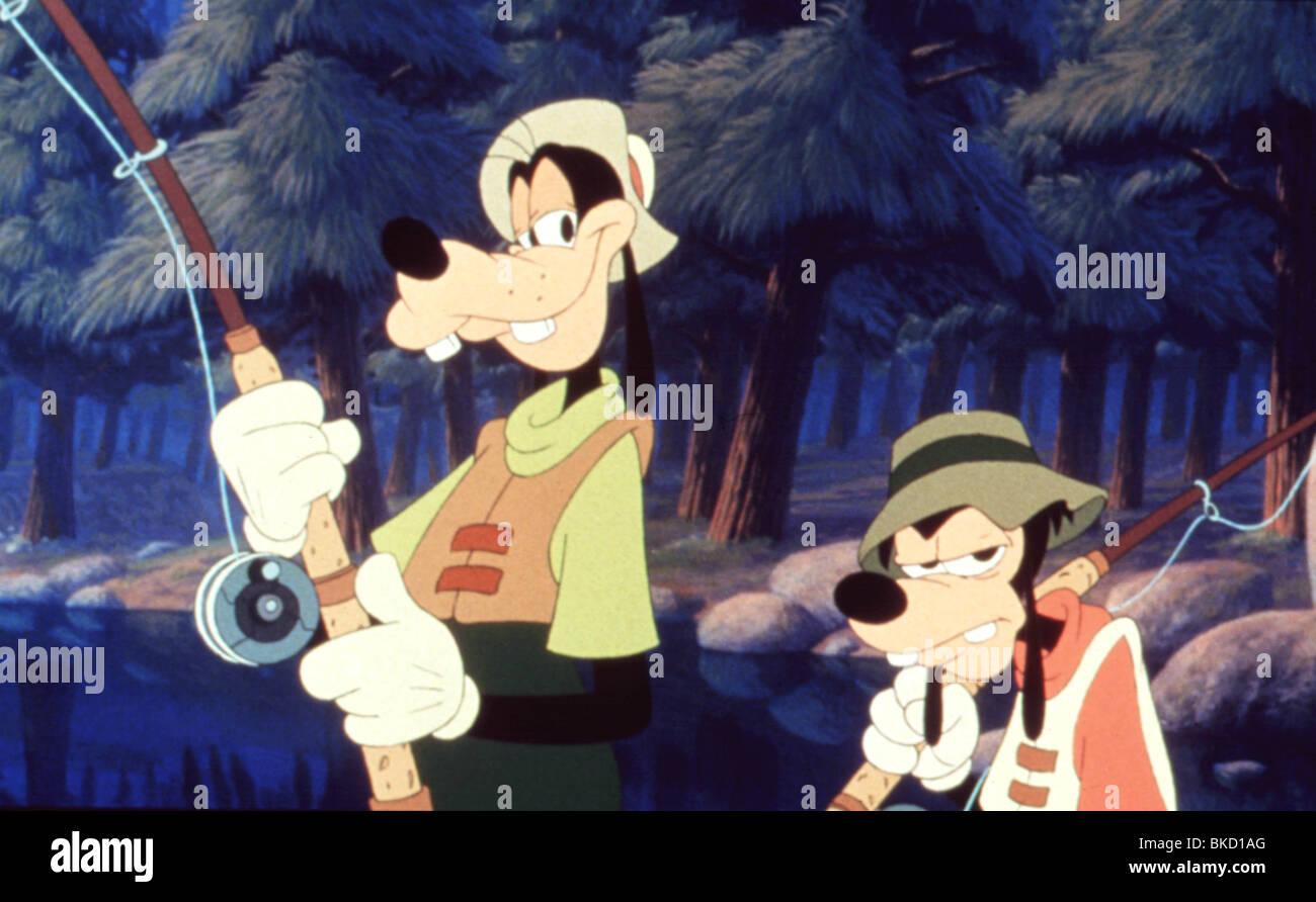 A GOOFY MOVIE (1996) ANIMATED CREDIT DISNEY GOOF 001 - Stock Image