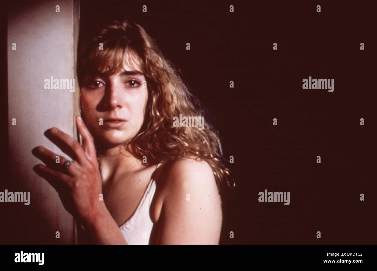 GOTHIC -1986 NATASHA RICHARDSON - Stock Image