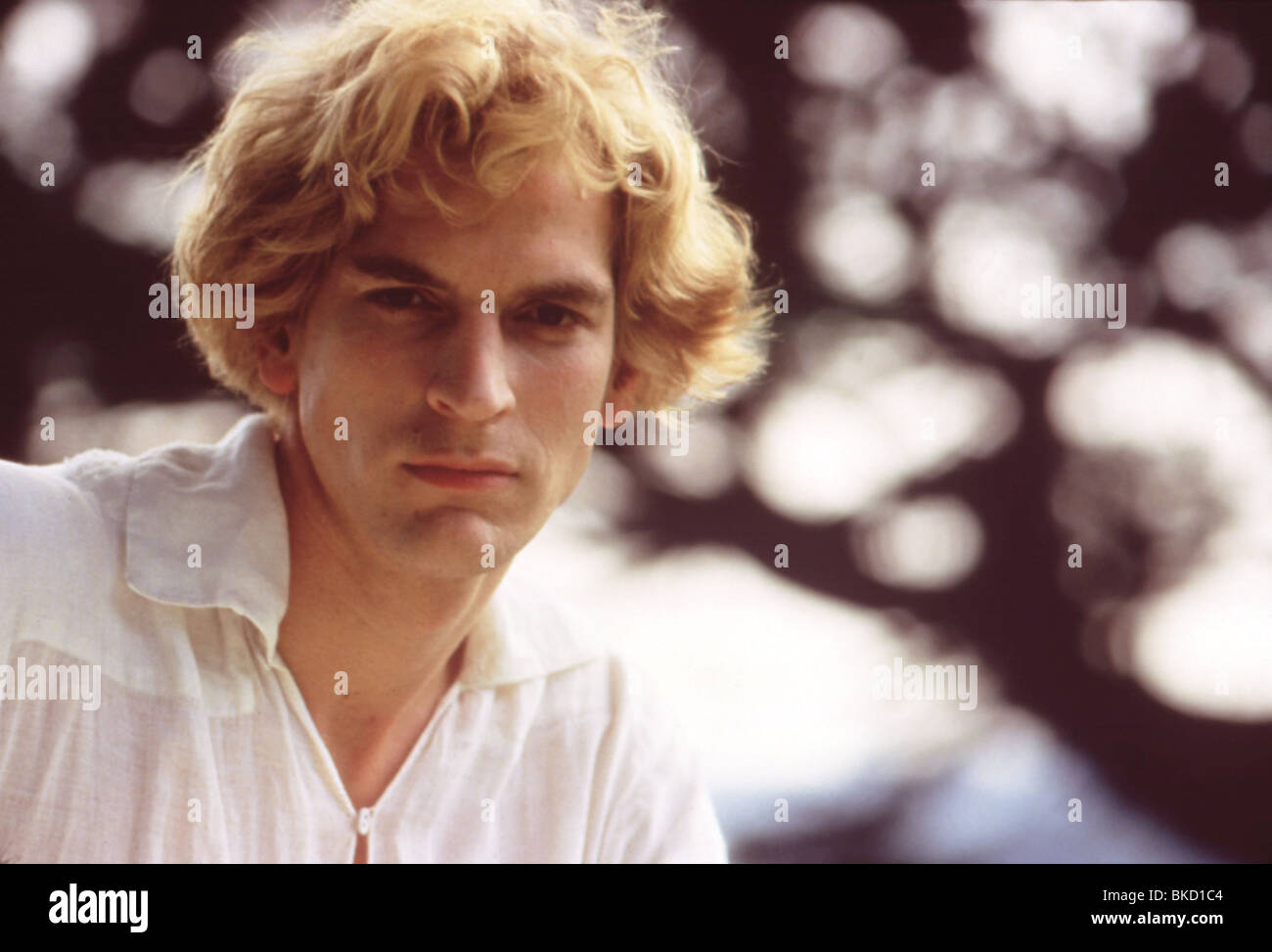 GOTHIC -1986 JULIAN SANDS - Stock Image