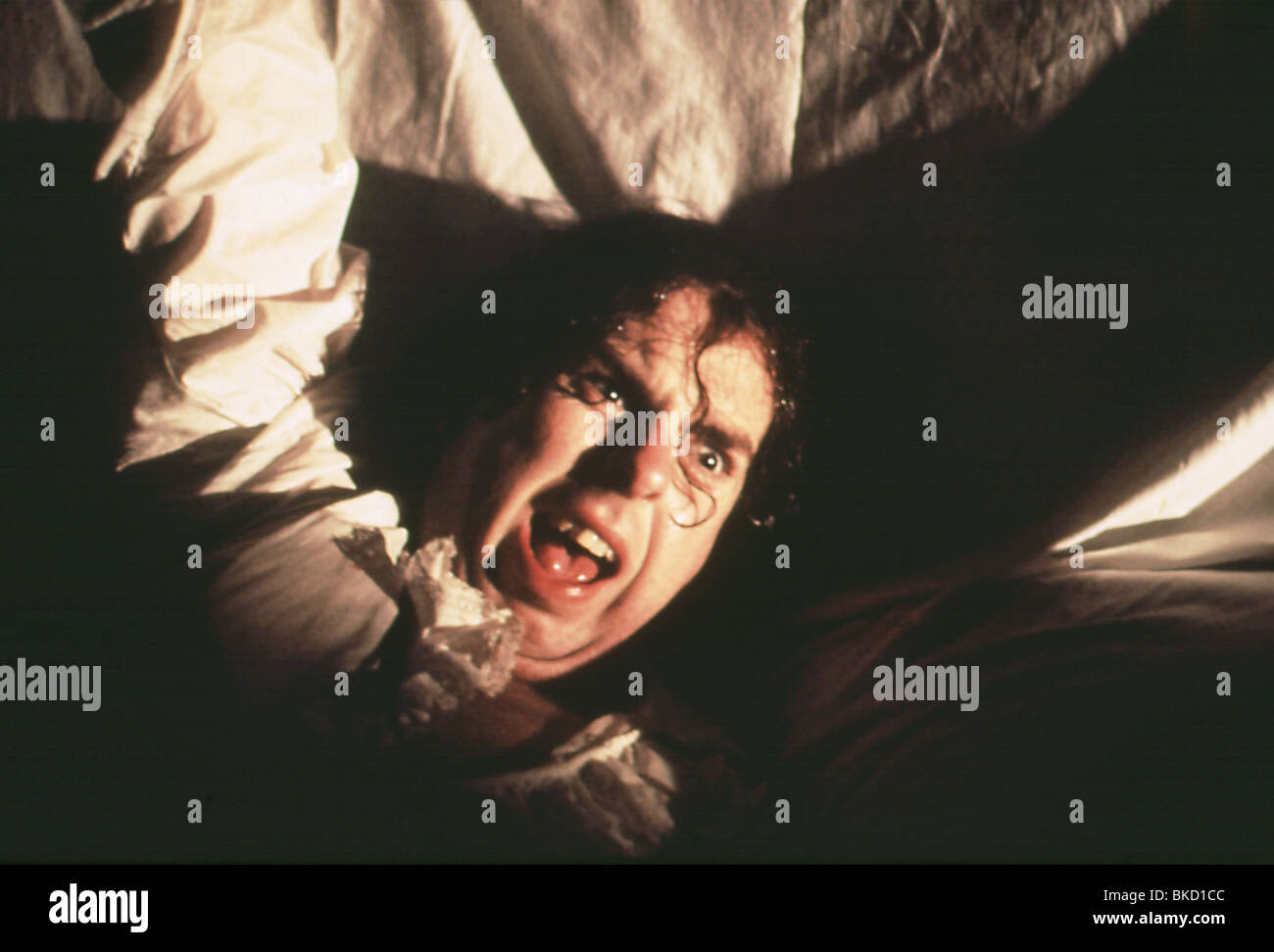 GOTHIC -1986 TIMOTHY SPALL - Stock Image