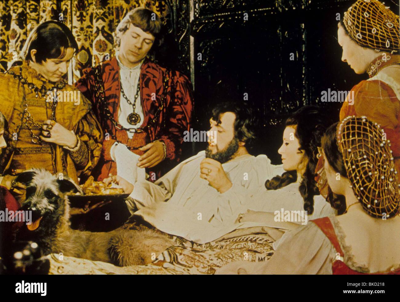 HAMLET -1969 ANTHONY HOPKINS - Stock Image