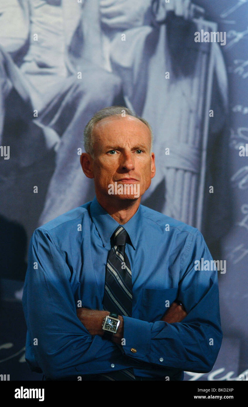 HEAD OF STATE (2003) JAMES REBHORN HOSE 001-7161 - Stock Image