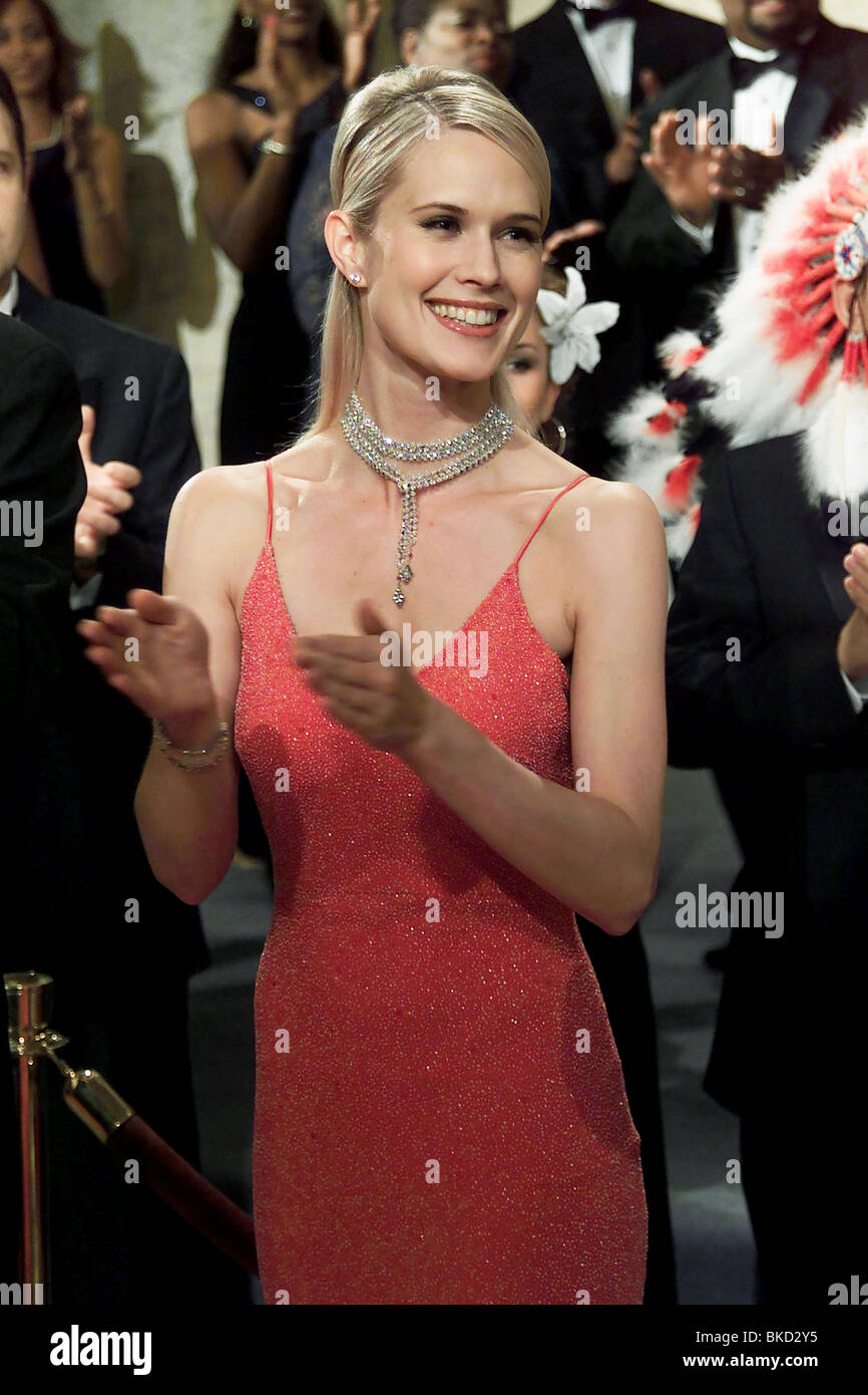 HEAD OF STATE (2003) STEPHANIE MARCH HOSE 001-9170R - Stock Image