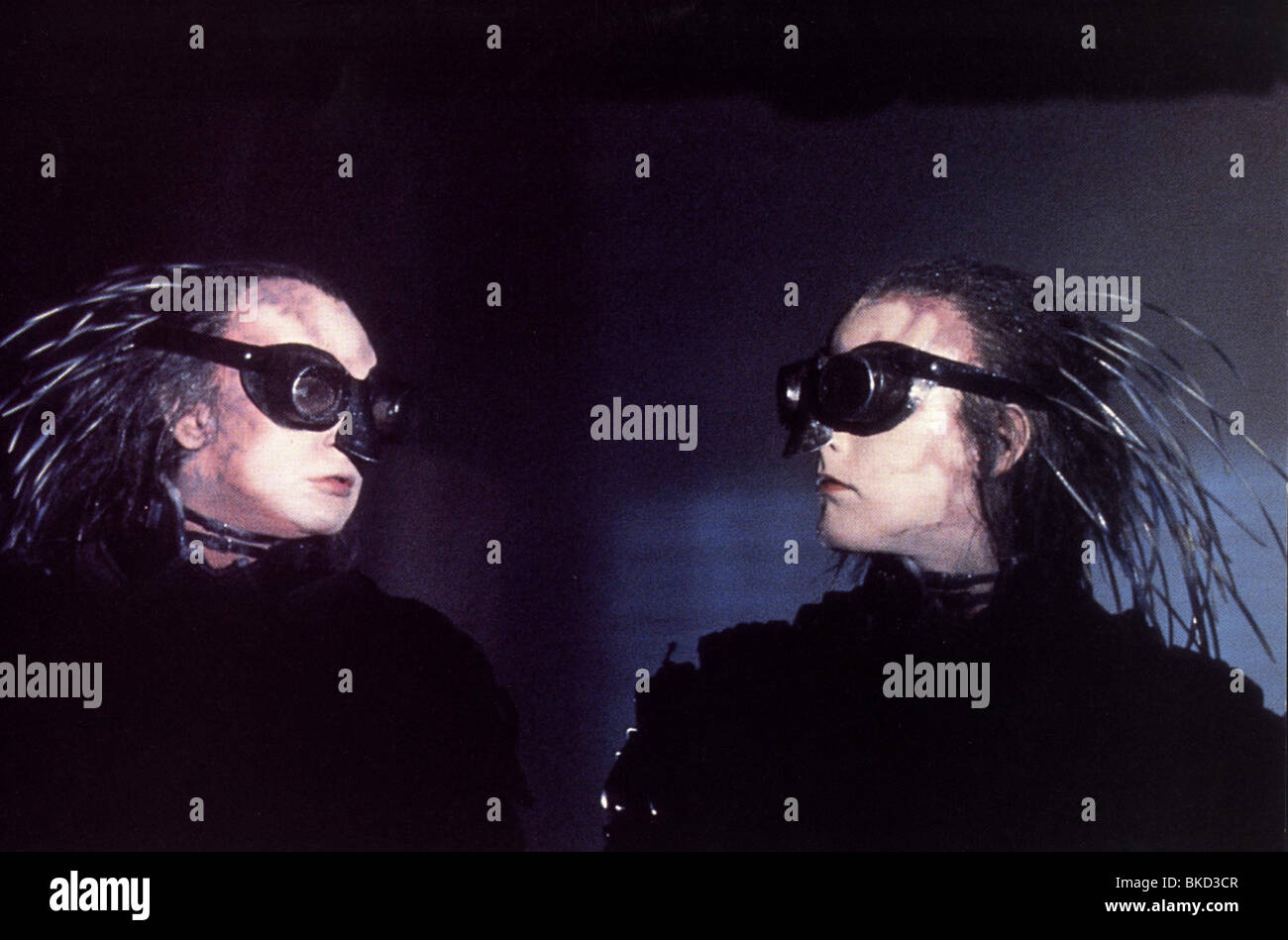 HIGHLANDER 2: THE QUICKENING (1991) HG2 001FOH - Stock Image