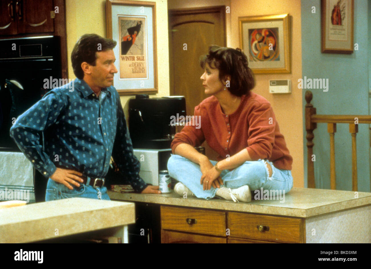 home-improvement-tv-tim-allen-patricia-richardson-himp-006-BKD3XM.jpg
