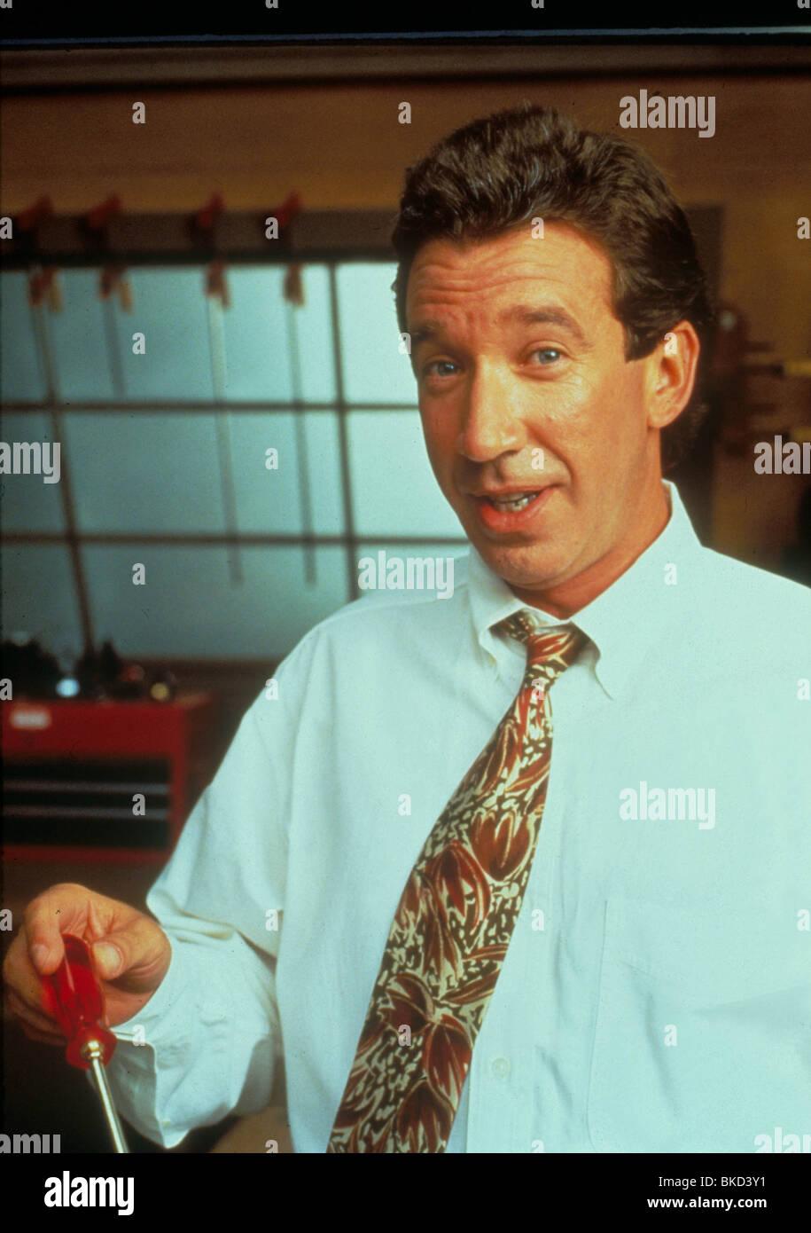 HOME IMPROVEMENT (TV) TIM ALLEN - Stock Image