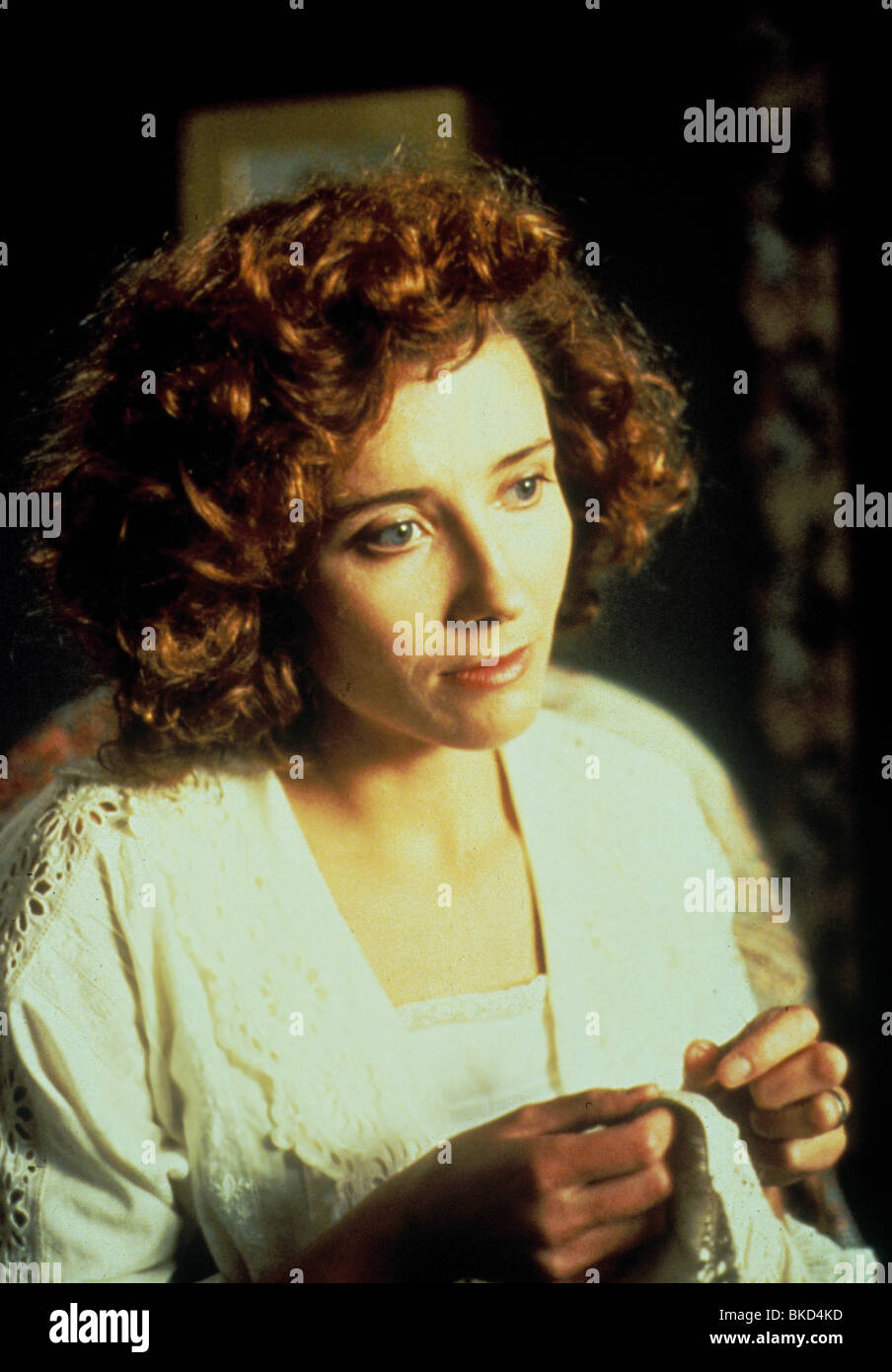 HOWARDS END -1992 EMMA THOMPSON - Stock Image