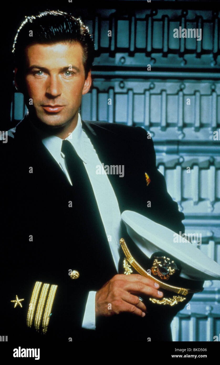 The Hunt For Red October 1990 Alec Baldwin Hro 023 Stock Photo Alamy