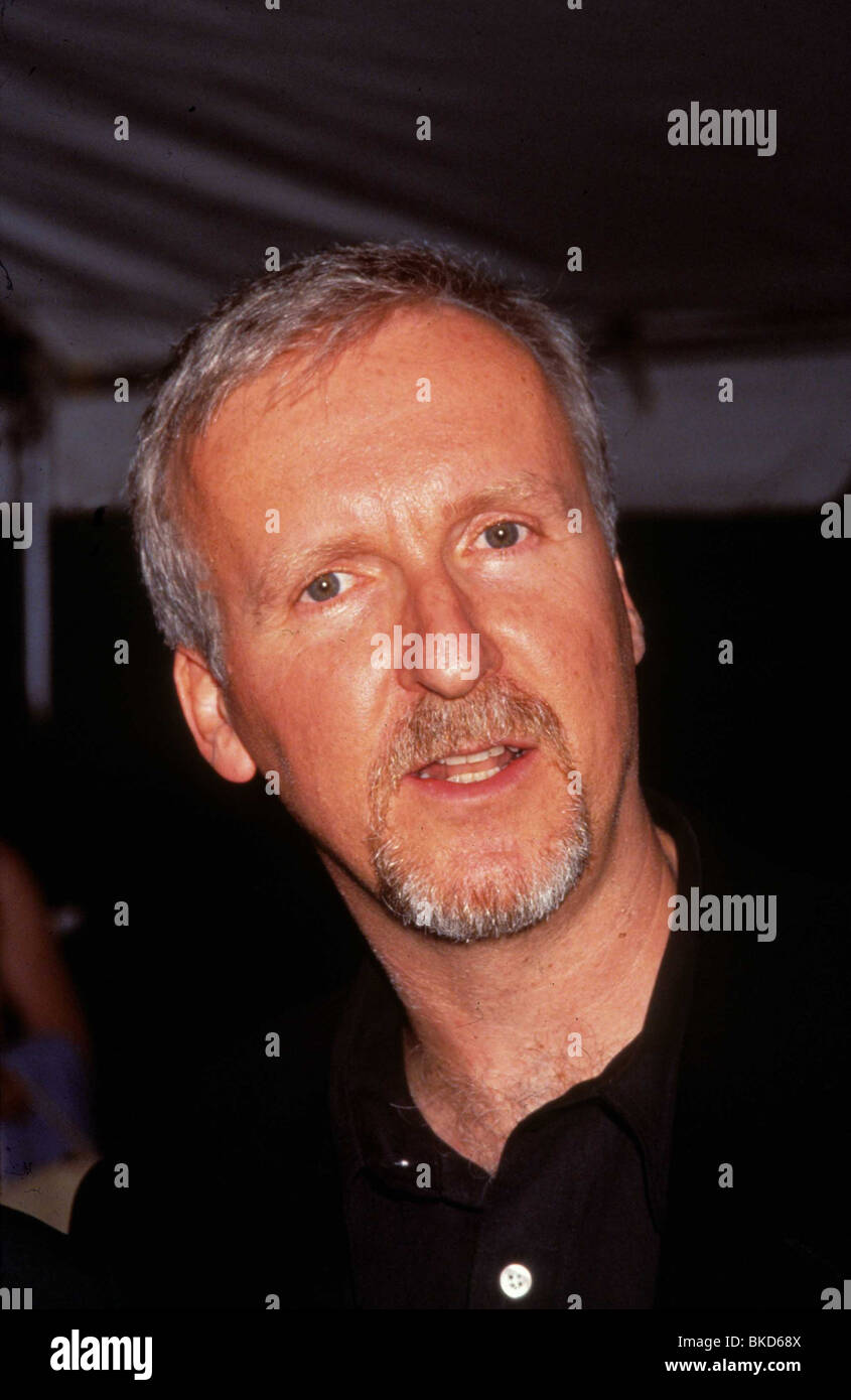 JAMES CAMERON (DIR) PORTRAIT - Stock Image