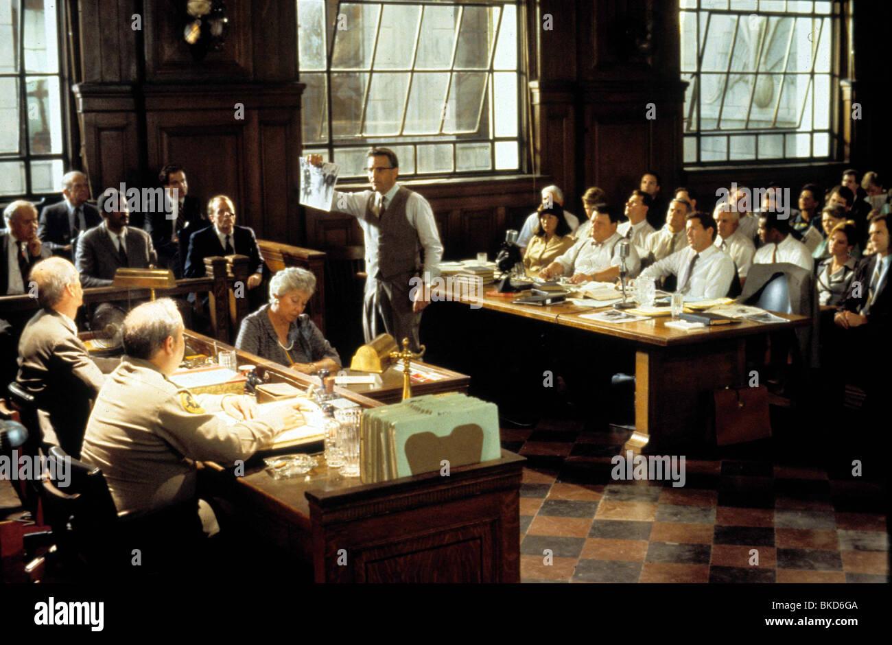 JFK -1991 KEVIN COSTNER - Stock Image