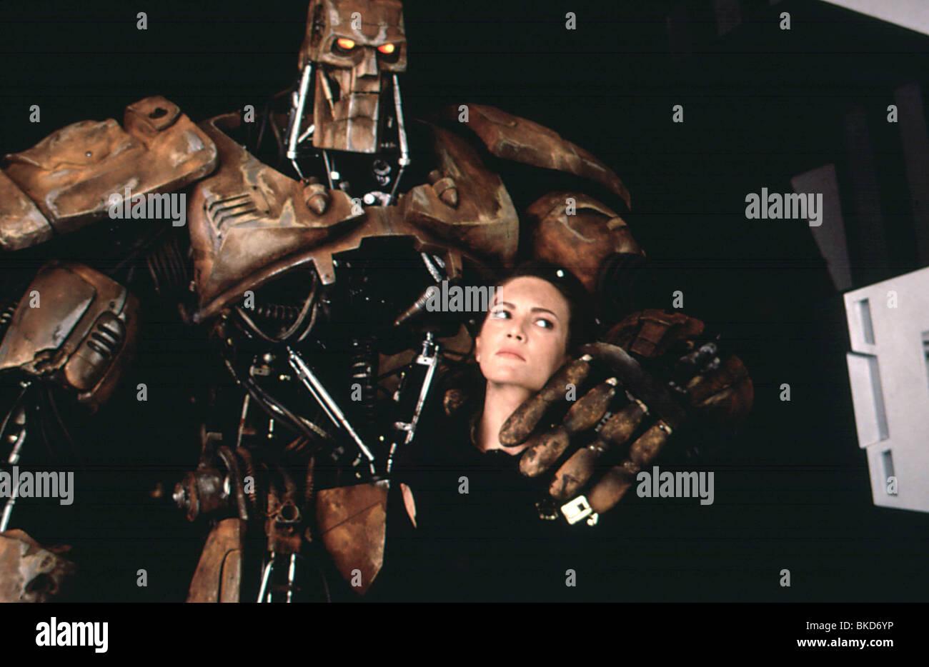 JUDGE DREDD -1995 DIANE LANE - Stock Image