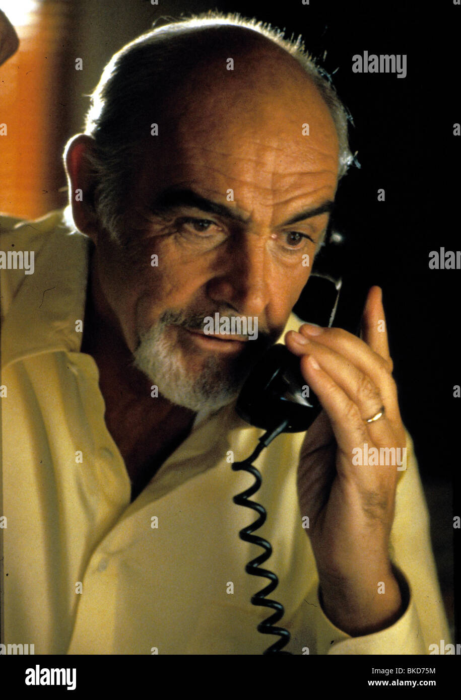 JUST CAUSE -1995 SEAN CONNERY - Stock Image