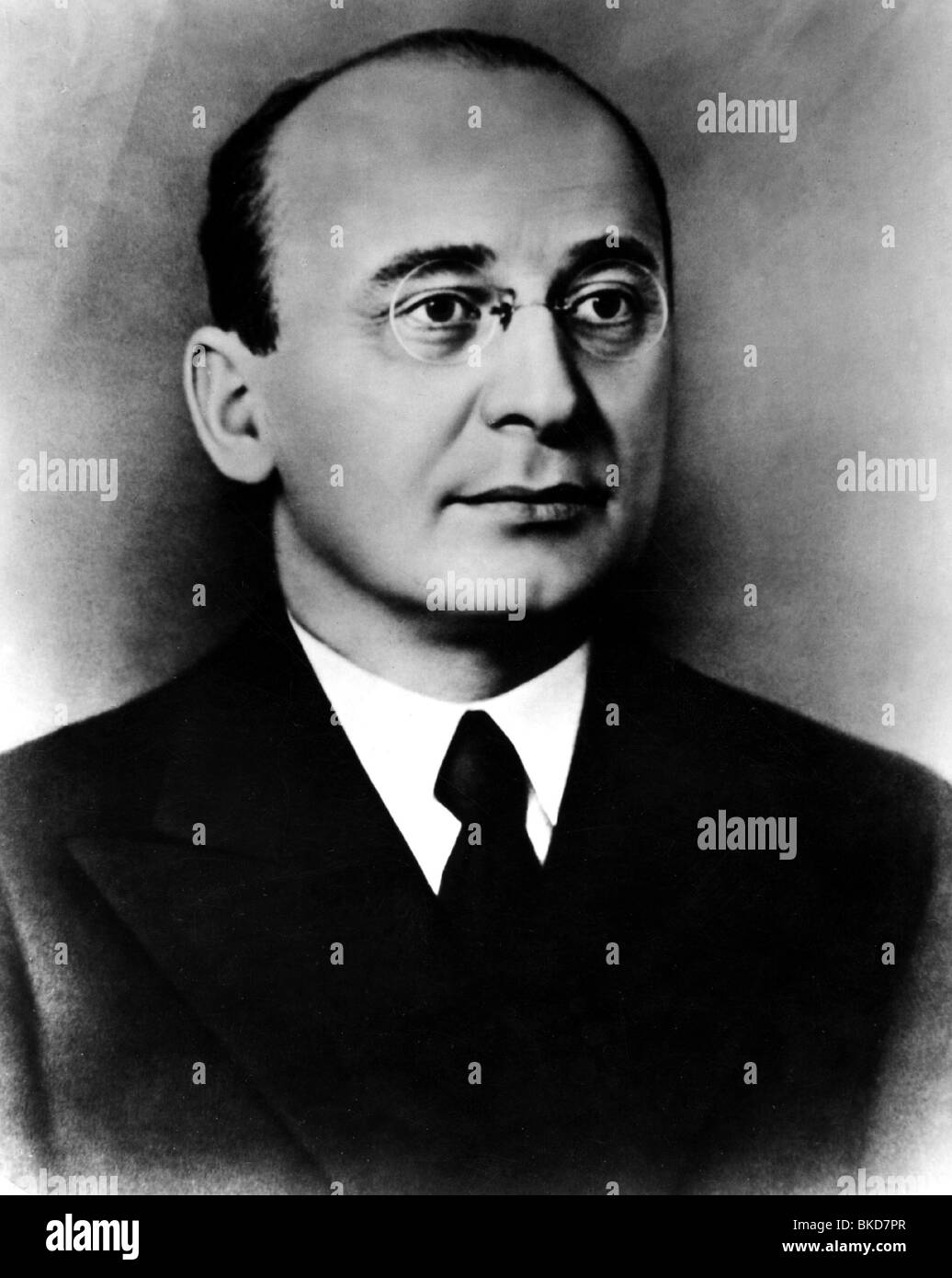 Beria, Lavrentiy, 29.3.1899 - 23.12.1953, Soviet politician, deputy head of the People's Commissariat for Internal - Stock Image