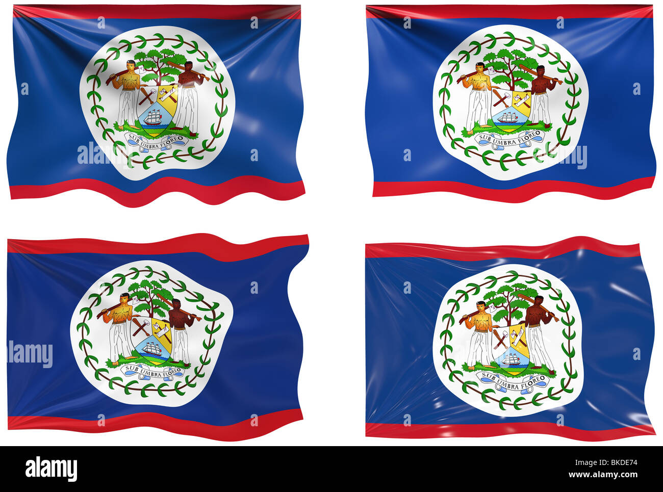 great image flag belize stock photos great image flag belize stock