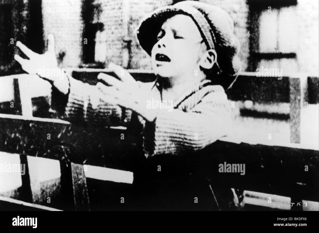 THE KID -1921 JACKIE COOGAN - Stock Image
