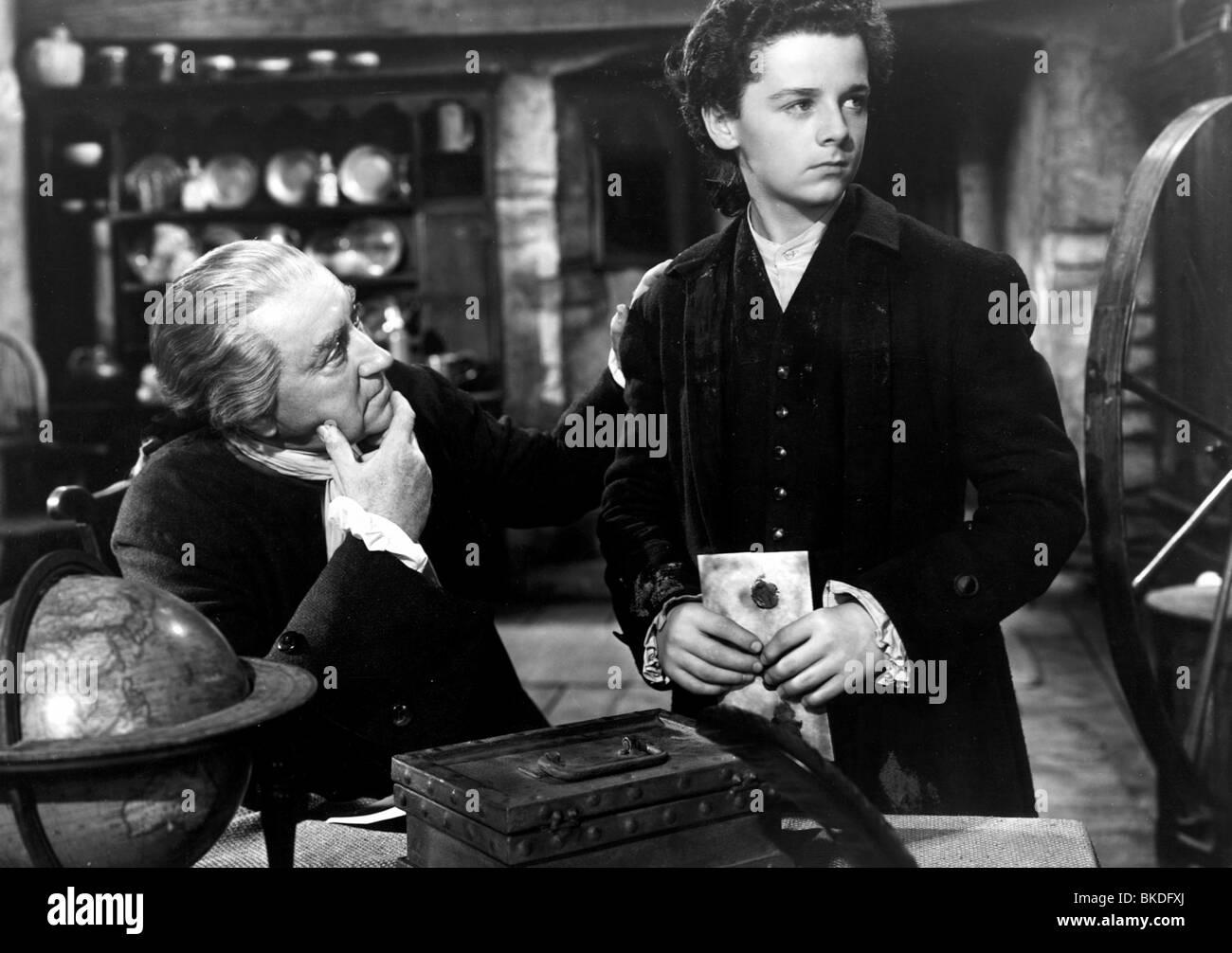 KIDNAPPED (1938) FREDDIE BARTHOLOMEW KIDP 001P Stock Photo