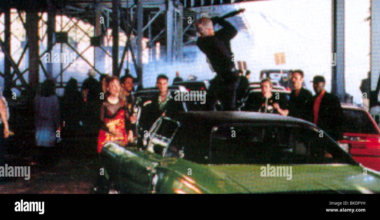LAST NIGHT -1999 - Stock Image