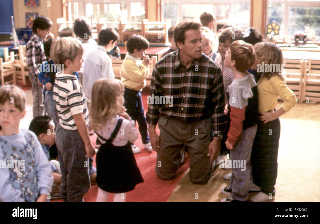 Kindergarten Cop High Resolution Stock Photography And Images Alamy