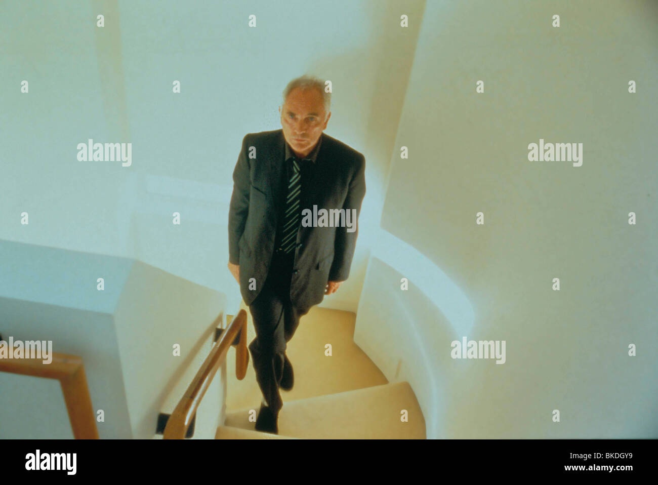 THE LIMEY -1999 TERENCE STAMP - Stock Image