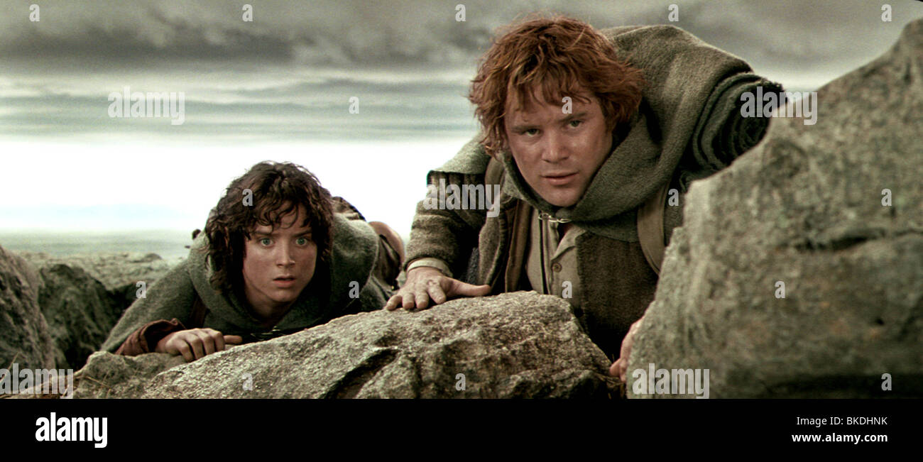 rings wood lotr filme photo return elijah frodo lord baggins the king of
