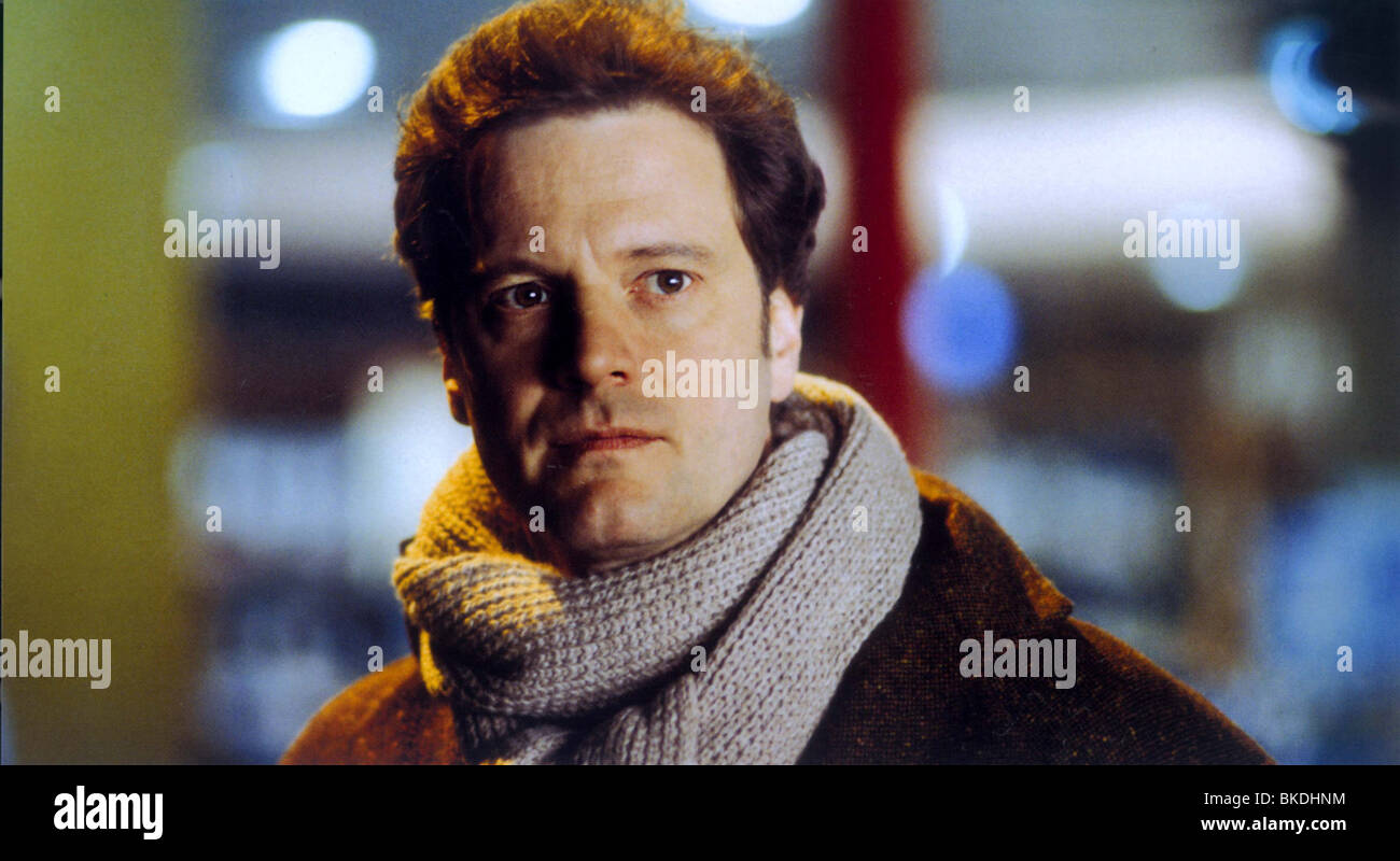 LOVE ACTUALLY (2003) COLIN FIRTH LACT 005FOH - Stock Image